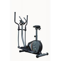 V-fit PMCE-1 Programmable Magnetic 2-in-1 Cycle Cross Trainer