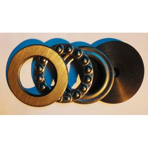 V-fit Gravity Strider Bearing Set