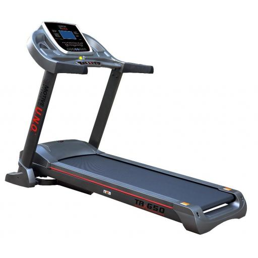 MOTIVEfitness by UNO TR650 Programmable Power Incline Motorised Treadmill
