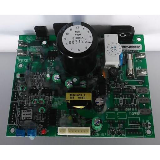 V-fit Treadmill MCB Circuit Board