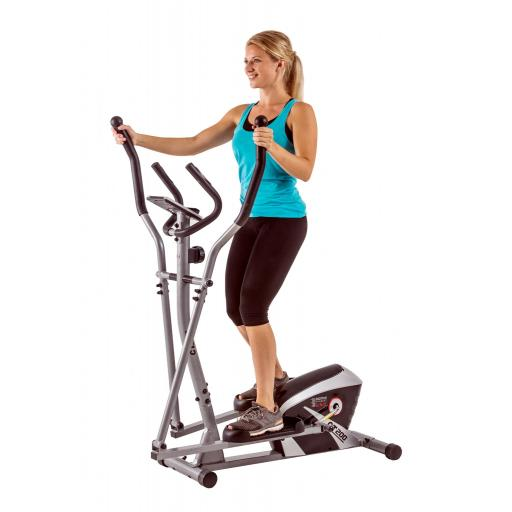 MOTIVEfitness by UNO CT200 Manual Magnetic Cross Trainer