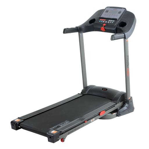 MOTIVEfitness by UNO Speedmaster 1.8 Programmable Power Incline Treadmill