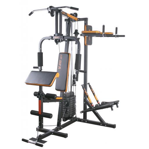 V-fit STG/09-3 Herculean Modular Compact Python Gym