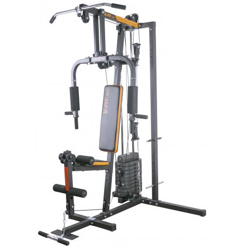 V-fit STG/09-2 Herculean Compact ADDER Home Gym