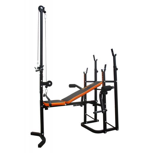 V-fit STB09-4 Folding Weight Bench